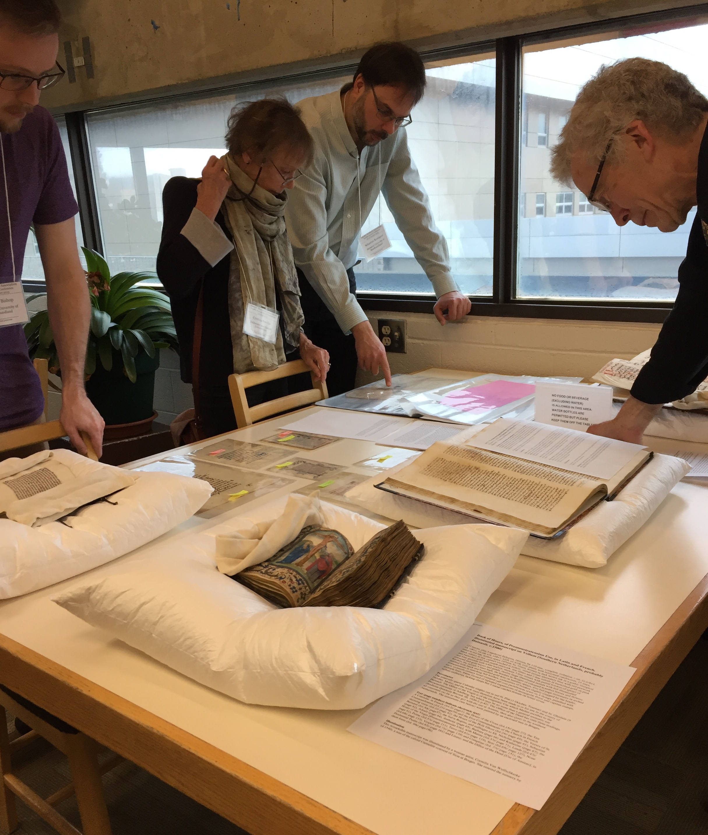 AMA conference 2019 - The Queen Elizabeth II Library general rare books collection at at MUN contains over 12,000 items and many rare printed materials, manuscript and archival material.